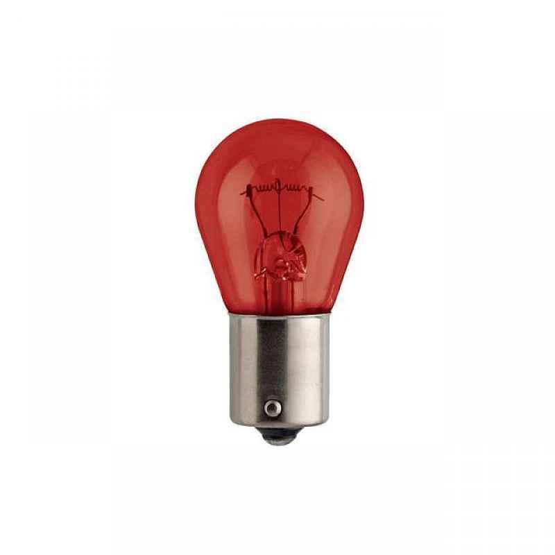 Крушка за задни габарити PR21W Philips - червена