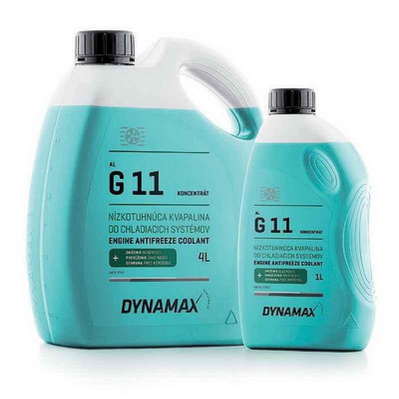 Антифриз DYNAMAX COOL ULTRA AL G11 1L
