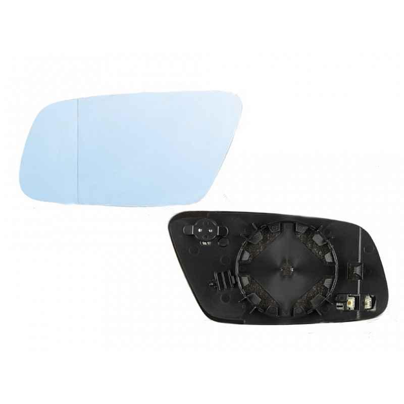 Стъкло за огледало ляво с подгряване асферично синьо-17см ФЕЙСЛИФТ Виж моделите