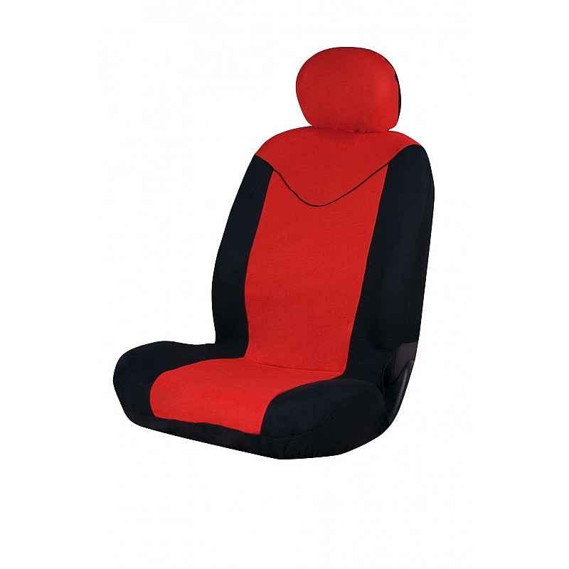 Калъф за седалка червено-черно UNICORN 2 части