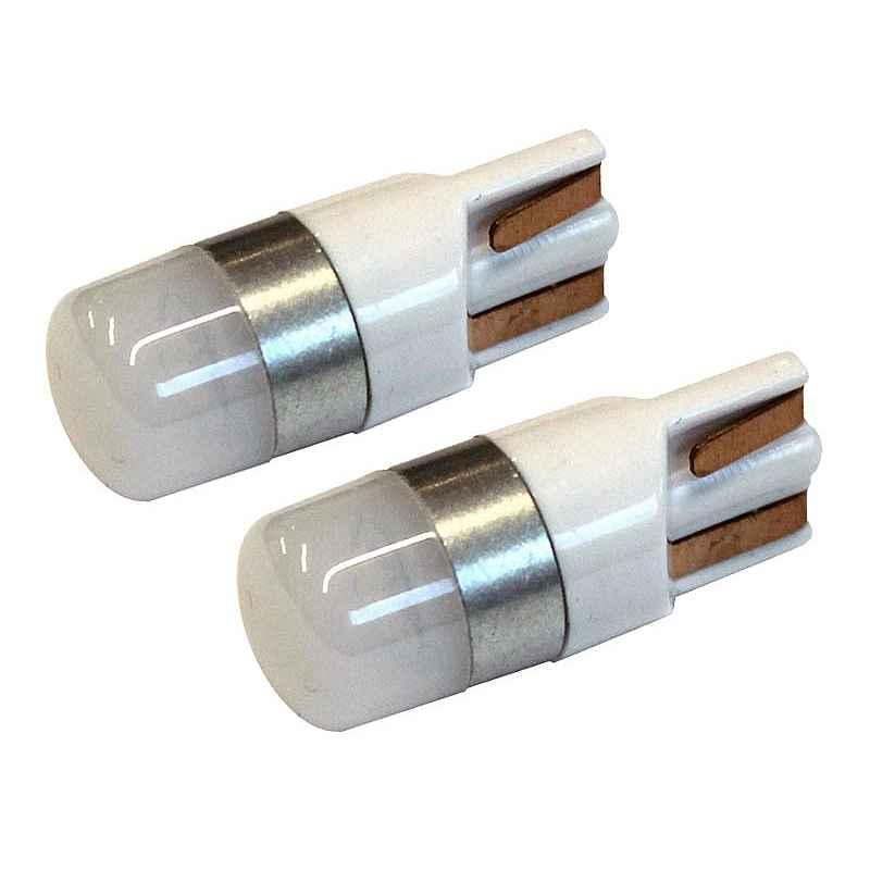 LED крушки за габарит T10 360 градуса